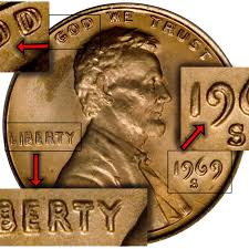 Lincoln Memorial Penny Values Chart Man Finds 1969 S Doubled Die Lincoln Penny