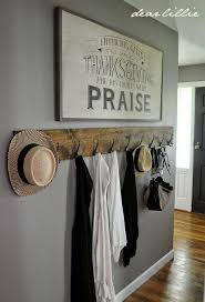 Creative Ideas For Coat Racks 100 Cool And Creative DIY Coat Rack Ideas Diy coat rack Coat racks 98