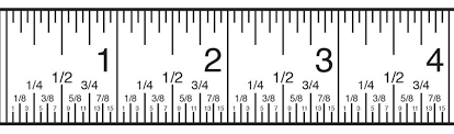 Ruler Decimals Chart Inch Fraction Calculator Find Inch Fractions From Decimal