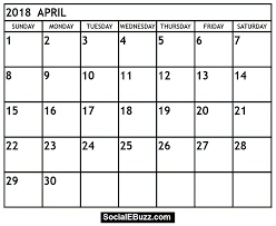 april 2018 word calendar april 2018 calendar blank june 2018 calendar printable editable