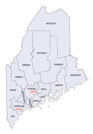 List Of Lakes In Maine Wikipedia