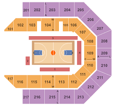 Credit Union 1 Arena Seating Chart Chicago