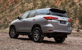 new car releases australia 2016Next gen 2016 Toyota Fortuner launched in Australia