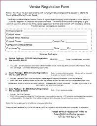 Vendor Application Form Lobo Black