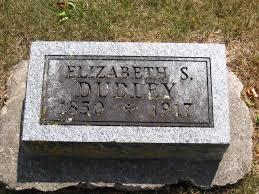 Elizabeth Salina Clevenger Dudley (1850-1917) - Find A Grave Memorial