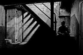 dark basement stairs. Brilliant Basement Dark Basement Stairs Adorable Ideas Intended D