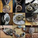 Steampunk jewelry tutorial