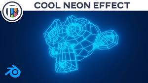 Neon Light Blender Blender 2 8 Eevee How To Create A Futuristic Neon Effect W Bloom