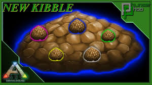 Ark Basics New Kibble Recipes Patch 293 100 How To Make All The New Kibble