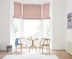 fabric blinds.  Blinds Roman Blinds In Red French Stripe Fabric To Fabric D