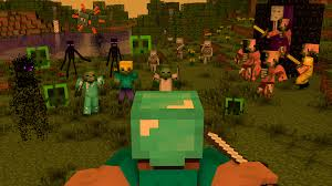 hd wallpaper background image id 594461 1920x1080 video game minecraft