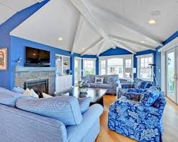awesome blue crab decorations nice blue crabs furniture and sofa at beach style living room beachy style furniture
