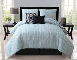 comforters teal and brown king size sets