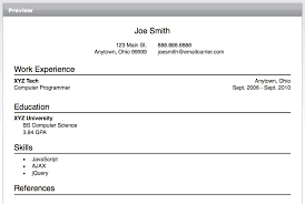 Google Resume Builder Google Resume Builder Review Generate From Linkedin Resumes Example 30