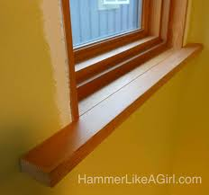 Craftsman Window Trim Installing Craftsman Window Trim Finally Hammer Like A
