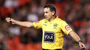NRL: Referee Gerard Sutton will be the ...