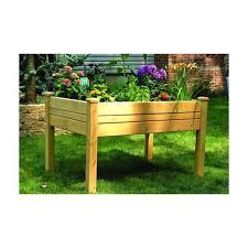 eden 2 ft x 3 ft cedar raised garden