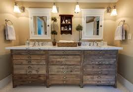 country bathroom double vanities. graceful country bathroom double vanities farmhouse b