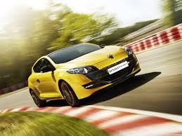 Renault Megane RS Yellow ❤ 4K HD Desktop Wallpaper for 4K Ultra ...