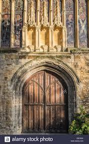 Decorating trinity doors pics : A closeup of the main doors to Holy Trinity church in Stratford ...