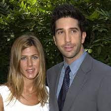 David Schwimmer Hugs Jennifer Aniston in Backstage 'Friends' Reunion Photos