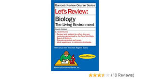 Amazon Com Lets Review Biology The Living Environment