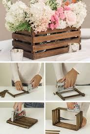 wedding reception ideas 18. LL - Rustic Stick Basket   Click For 18 DIY Wedding Ideas On A Budget Reception