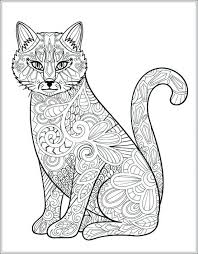Pete The Cat Coloring Page Fresh Cat Coloring Pages Free Printable