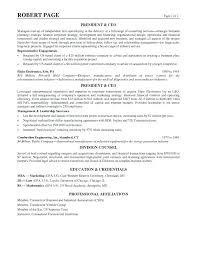 Resume Profiles Examples Resume Example Curriculum Vitae Personal