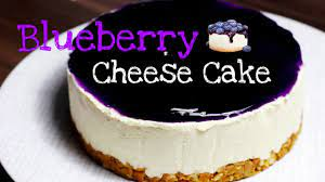 Mari saksikan video diatas dan selamat mencoba Blueberry Cheese Cake No Bake Ala Breadtalk Nayl Moon Youtube