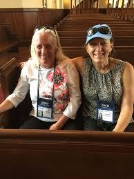 jenny-porter-muffie-michaelson-in-sage-chapel-pew – Northfield Mount Hermon