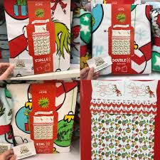 dr seuss the grinch duvet cover set bedding xmas gift primark home 1 of 1only 3 available