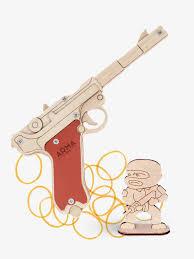 <b>Игрушечный</b> пистолет Люгера «Парабеллум», деревянный ...