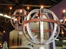wood and metal chandeliers goods blog wood and metal chandelier great wood bead chandelier love the