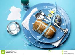 Table Setting For Breakfast Breakfast Table Setting Stock Photo Image 54626646