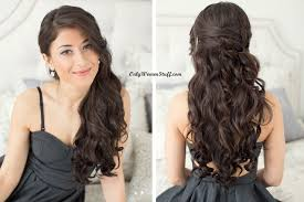 Easy Prom Hairstyles 24 Awesome 24 Easy Prom Hairstyles Updos Ideas Step By Step