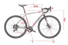 Qr Bike Size Chart Jaroon Wilier Triestina Gravel Bikes