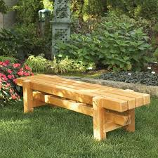 wood patio furniture plans. Durable, Doable Outdoor Bench Wood Patio Furniture Plans R