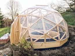 geodesic dome greenhouse geodesic