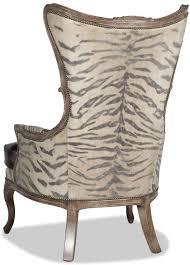 zebra print armchair wonderful leather and animal