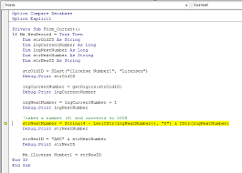 Vba Access 40 Increment A Text ID Field In A Form Stack Overflow Adorable Increment Form