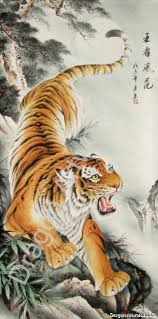 chinese tiger drawing. Modren Tiger Chinese Tiger With Tiger Drawing L