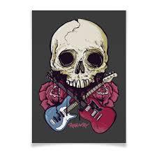 Плакат A3(29.7x42) <b>Rock</b> in Rio - фестиваль <b>рок музыки</b> ...
