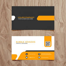 Free Download Cards Simple Business Card Template Minimalist Business Card Vectors