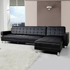 5 seater convertible sofa bed faux