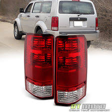 tail lights for dodge nitro ebay 2007 Dodge Nitro Tail Light Wiring Diagram 2007 2011 dodge nitro tail lights brake lamps replacement 07 11 pair left right (fits dodge nitro) Dodge Nitro Speaker System Diagram