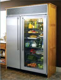 refrigerator with glass door sub zero fridge freezer latter day photo like this but more importantly refrigerator with glass door