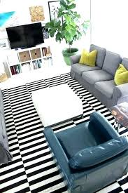 black and white striped rug 8x10 outdoor um size of area