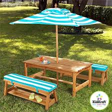 beautiful wood picnic table with umbrella m3075557 child picnic table umbrella kids picnic table with umbrella