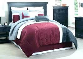 black grey comforter sets red and grey bedding sets red black grey comforter set red black